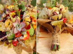Bouquet mariee dautomne 1