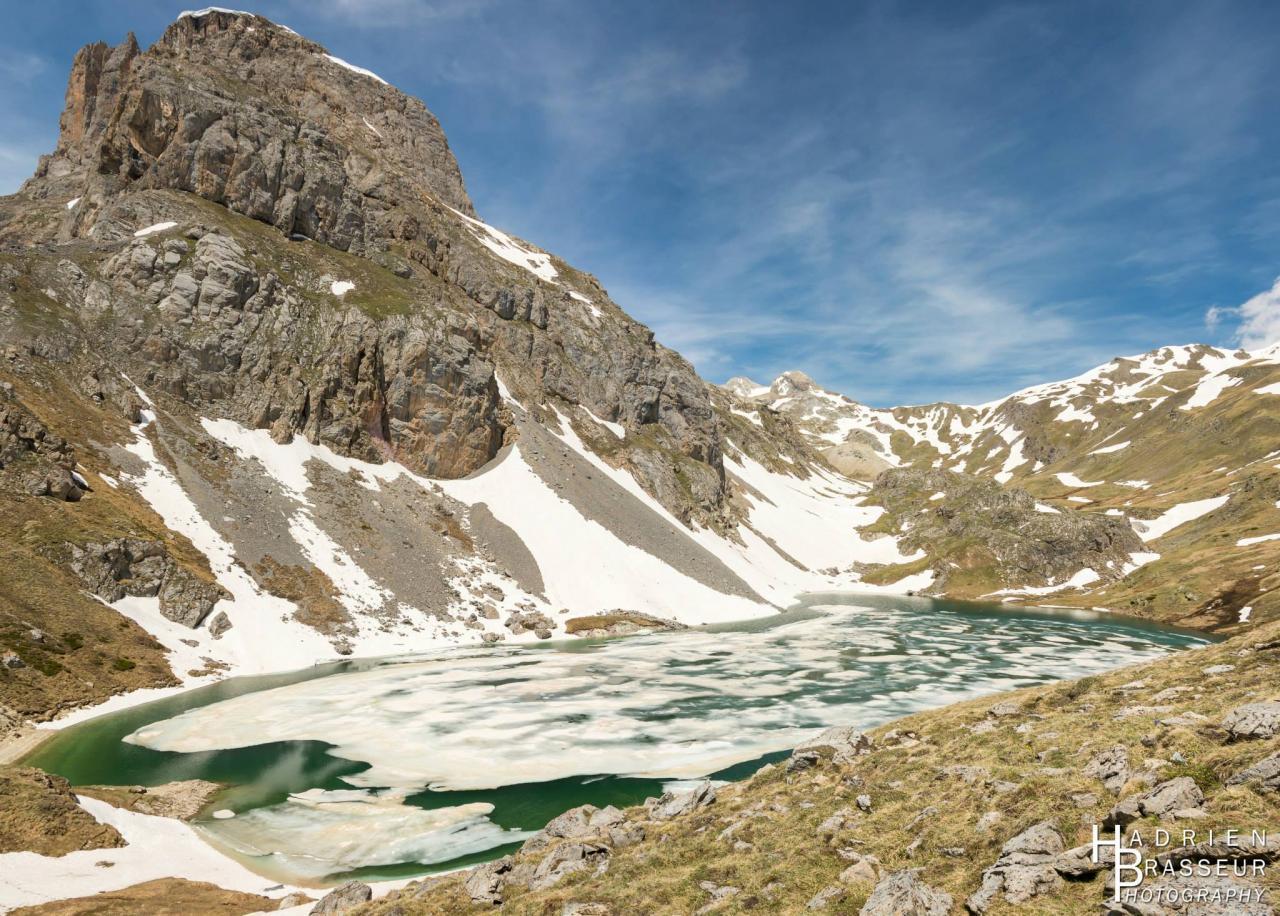 Le Grand Lac, Pont de l'Alpe