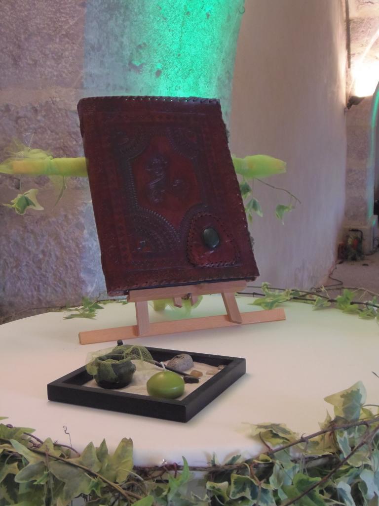 Livre de cérémonie